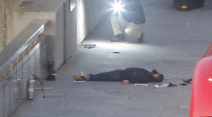 London: Moslem tötet zwei Menschen und wird erschossen