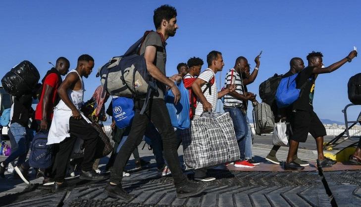 Schleswig Holstein Flüchtlinge