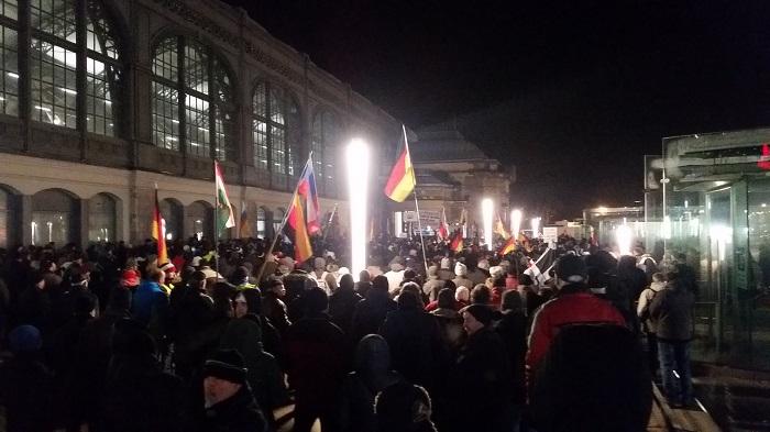Dresden News Pegida