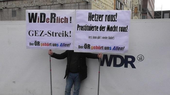Wdr Demo Köln