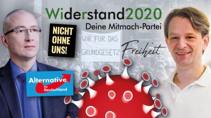Widerstand2021 Partei