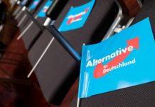 """Wie auch immer die Zukunft der AfD aussehen wird - eine """"Fähnchen im Wind""""-Partei will wohl keiner..."""