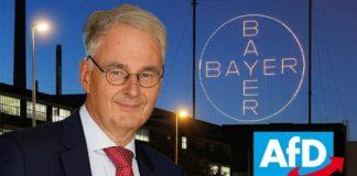 Der ehemalige Chef-Justiziar des Bayer-Konzerns und Bundestagsabgeordnete Dr. Roland Hartwig tritt für die AfD als Oberbürgermeisterkandidat zur Kommunalwahl am 13. September an.