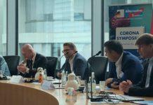 Die AfD hat bei ihrem Symposium am Samstag in Berlin deutlich ihr Profil in Sachen Corona geschärft als bedeutende demokratische Kontrollinstanz gegenüber der Bundesregierung.