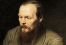 Fjodor Michailowitsch Dostojewski gilt als einer der bedeutendsten russischen Schriftsteller.