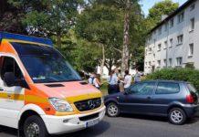 Im prekären Leverkusen-Schlebusch wurde eine junge Frau im Hausflur niedergestochen, mit Hubschrauber und einem SEK-Kommando wurde nach dem Freitags-Messermörder gefahndet.