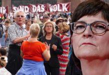 Schimpft, hetzt und beleidigt, wie es ihr beliebt - SPD-Chefin Saskia Esken.