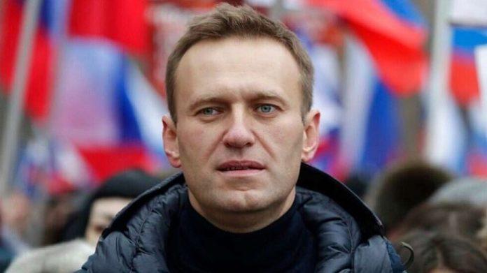 Alexei Nawalny.