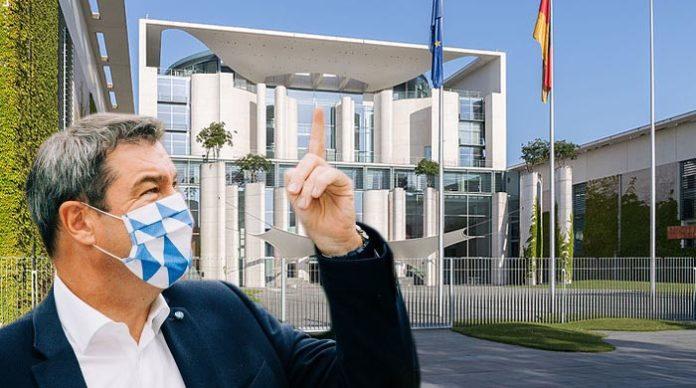 Auch wenn er öffentlich immer wieder das Gegenteil beteuert: Da oben ins Kanzleramt will Markus Söder hin - koste es, was es wolle.