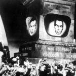Freiheit ist Sklaverei: Szenenbild aus der Verfilmung von «1984» aus dem Jahr 1955. Die Parallelen zu heute sind unverkennbar...