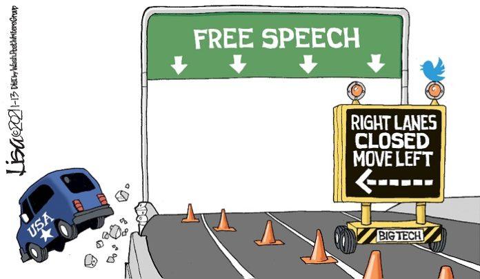 (Karikatur: Lisa Benson)