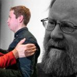 Wie aus zwei Welten: Esken/Kühnert (l.) und Noch-SPD-Mitglied Wolfgang Thierse.