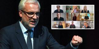 """Garrelt Duin (SPD), Ex-Wirtschaftsminister von NRW und aktuell Mitglied im WDR-Rundfunkrat, wetterte auf Twitter: """"Die zuständigen Gremien müssen die Zusammenarbeit [...] schnellstens beenden."""" Nach einem Shitstorm löschte Duin seinen Tweet wieder."""