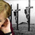 Armenischer Genozid heute vor 106 Jahren: 16 Christen-Mädchen wurden lebend ans Kreuz genagelt.
