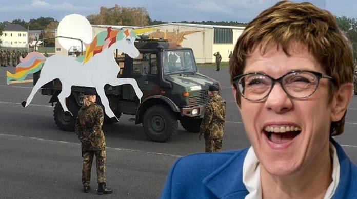 Deutschland weist unter den ersten zehn Staaten 2020 den höchsten Zuwachs für Militärausgaben mit 5,2 Prozent aus – beim maroden Zustand der Bundeswehr eigentlich kaum zu glauben.