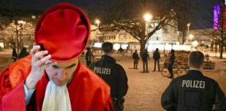 """Das Bundesverfassungsgericht unter Vorsitz des früheren CDU-Bundestagsabgeordneten Stephan Harbarth (Foto) hat am Mittwoch Eilanträge gegen die """"Bundes-Notbremse"""" abgelehnt."""