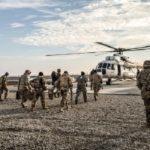 Bundeswehr-Soldaten verlassen das Camp Pamir im afghanischen Kunduz.