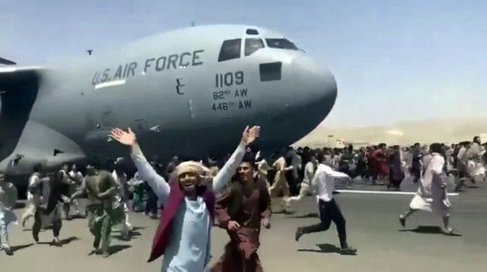 Werden wir Deutschen eines Tages aus Köln oder Frankfurt am Main genauso fliehen wie heute die Afghanen aus Kabul?