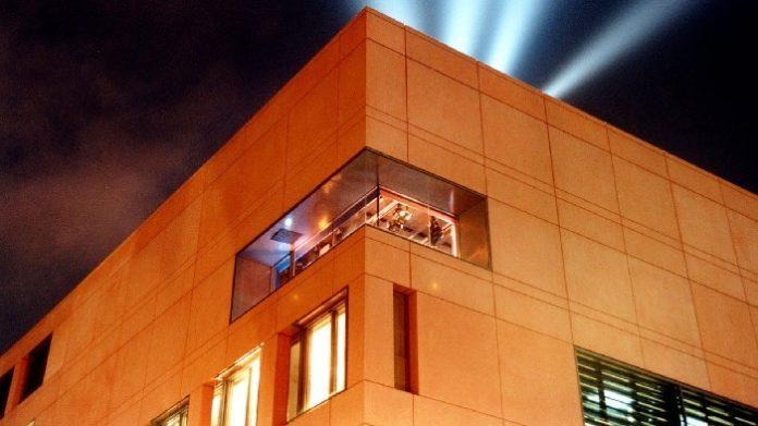 ARD-Hauptstadtstudio in Berlin.