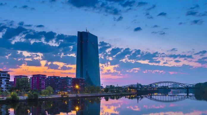 Das Digitalgeld ist die ultimative Machtergreifung von Staat und Banken über das Geld und damit zugleich das Erlangen der Kontrolle über alle Geldbesitzer (Foto: Europäische Zentralbank in Frankfurt).