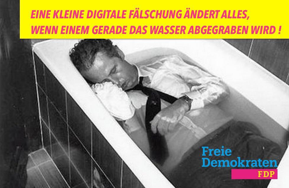 Fdp Barschel Bashing Gegen Alice Weidel Alle