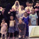 Wird auch bald die Islam-Ehe mit vier Frauen von der deutschen Justiz anerkannt?