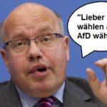 Kanzleramtsminister Altmaier sorgte mit seiner Äußerung selbst bei der BILD für Kopfschütteln - und das will schon was heißen!