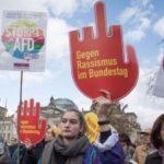 Anti-AfD-Demo in Berlin.