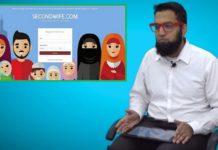 Azad Chaiwala betreibt eine Webseite zur Vermittlung der Vielweiberei.