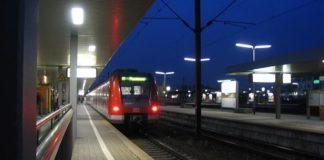 Hier am Bahnhof Stuttgart-Bad Cannstatt geschah am frühen Sonntagmorgen gegen 5 Uhr die brutale Tat.