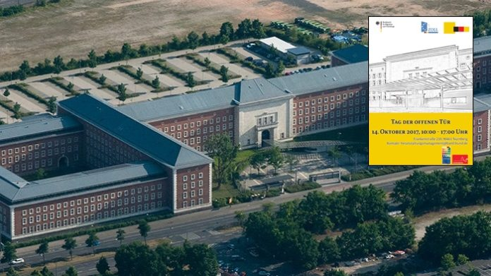 Das Gebäude des Bundesamts für Migration und Flüchtlinge in Nürnberg.