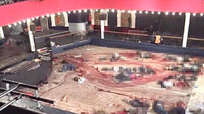 Die sadistischen Schindereien beim islamischen Terror im Bataclan