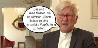 Heinrich Bedford-Strohm, Landesbischof der Evangelisch-Lutherischen Kirche in Bayern und Vorsitzender des Rates der EKD.
