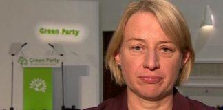 Natalie Bennett (Green Party).