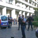 Hier am Place de Verdun im Pariser Vorort Levallois-Perret geschah heute Morgen die Tat.