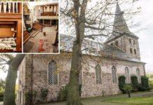 St-Martini-Kirche in Bremen-Burglesum.