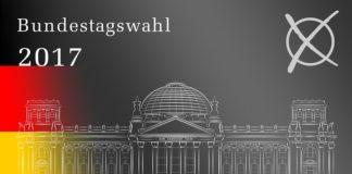 Am 24. September 2017 ist Bundestagswahl.
