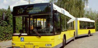 BVG-Gelenkbus.