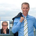 Einst politischer Flüchtling, jetzt Landesvorsitzender der AfD-Bayern: Petr Bystron. Auf den kleinen Fotos links daneben: Akif Pirinçci und Imad Karim.