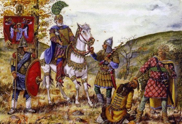 Nur Mut und Stärke hilft im Kampf gegen den Islam - das wusste schon damals der byzantinische Kaiser Manuel II.