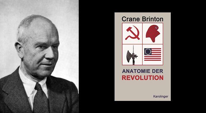 Crane Clarence Brinton (1898-1968) studierte Geschichte in Harvard, promovierte in Oxford und lehrte 1942 bis zu seinem Tode in Harvard.