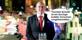 Macht aus seiner politischen Gesinnung keinen Hehl: 3sat-Moderator Denis Scheck.