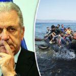 EU-Migrationskommissar Dimitris Avramopoulos plant ein perfides Geschäftsmodell zur Umvolkung Europas.