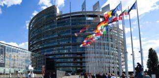 EU-Parlament in Brüssel.