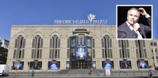 Offenbart ein merh als fragwürdiges Demokratieverständnis - Berndt Schmidt, Intendant des Friedrichstadtpalastes.