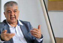 Gökay Sofuoglu, Vorsitzender der türkischen Gemeinde in Deutschland.