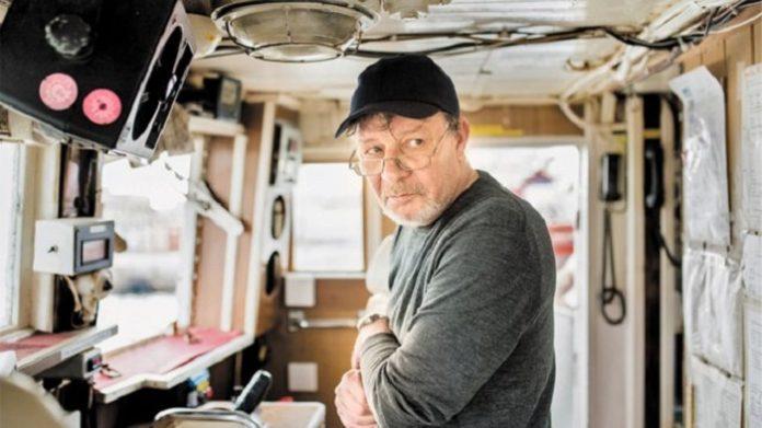 Hat die Nase voll von linken Aktivisten - Sea Eye-Kapitän Gunter Körtel.