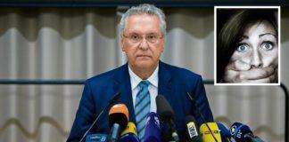 """Die Zahl der Vergewaltigungen in Bayern hat durch die """"Flüchtlingskrise"""" exorbitant zugenommen. Das kann auch Bayerns CSU-Innenminister Joachim Herrmann nicht mehr länger verschweigen."""