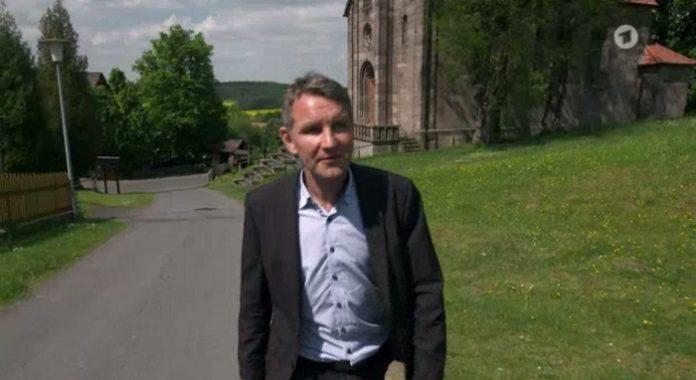 Keine Lügenfunk-Doku kommt aus ohne Thürigens AfD-Vorsitzenden Björn Höcke.