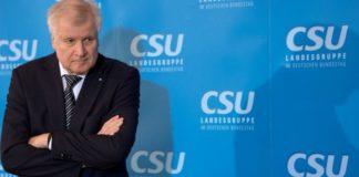 Bayerns Ministerpräsident Horst Seehofer (CSU).